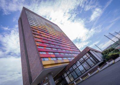 Mikroelektrárna Onsite Power - Hotel Olympik, Praha