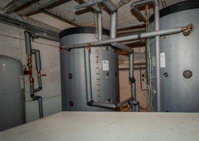Micro power plant Onsite Power in Kovove Profily, Prague