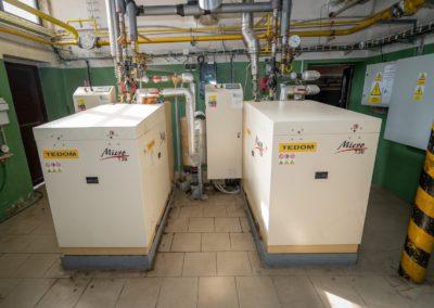 Mikroelektrárna Onsite Power - Dioptra Turnov